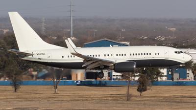 N835BZ - Boeing 737-7AK(BBJ) - Jet Edge
