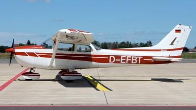 D-EFBT - Reims-Cessna F172N Skyhawk II - Private