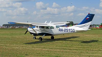 RA-2515G - Cessna 210F Centurion - Private
