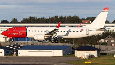 LN-DYT - Boeing 737-8JP - Norwegian