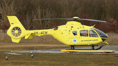 OM-ATW - Eurocopter EC 135T2 - Air Transport Europe (ATE)