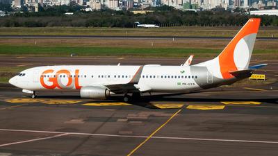 A picture of PRGYA - Boeing 7378EH - GOL Linhas Aereas - © Renan Araújo