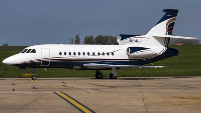 9H-ALJ - Dassault Falcon 900EX - Private