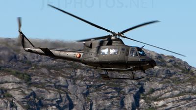 167 - Bell 412SP - Norway - Air Force
