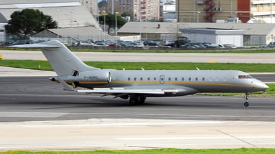 F-HXRG - Bombardier BD-700-1A10 Global Express XRS - Jota Aviation