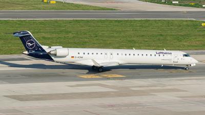 D-ACNA - Bombardier CRJ-900LR - Lufthansa CityLine