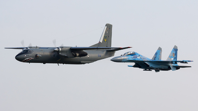 44 - Antonov An-26 - Ukraine - Air Force