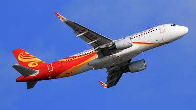 B-LPN - Airbus A320-214 - Hong Kong Airlines