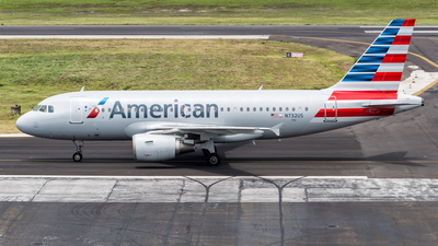 N732US - Airbus A319-112 - American Airlines