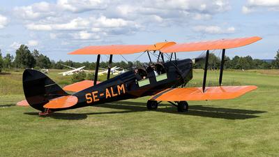 SE-ALM - De Havilland DH-82A Tiger Moth - Kungliga Svenska Aeroklubben