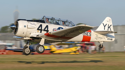 LVX-642 - North American T-6G Texan - Private