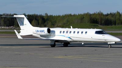 LN-AWC - Bombardier Learjet 45 - Airwing