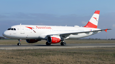 A picture of OELBN - Airbus A320214 - Austrian Airlines - © Marin Ghe.