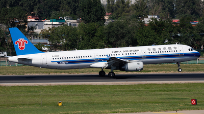 B-6553 - Airbus A321-231 - China Southern Airlines