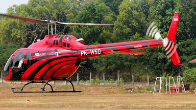 PK-WSD - Bell 505 Jet Ranger X - Whitesky Aviation