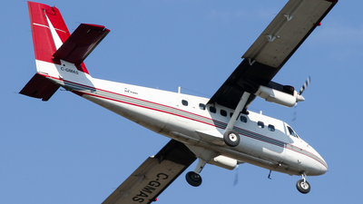 C-GMAS - De Havilland Canada DHC-6-300 Twin Otter - Air Tindi