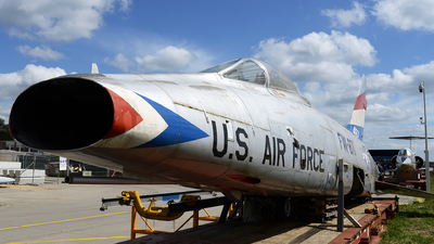 54-2265 - North American F-100D Super Sabre - United States - US Air Force (USAF)