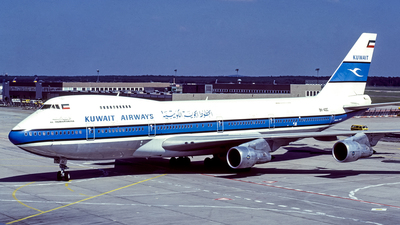 9K-ADC - Boeing 747-269B(M) - Kuwait Airways