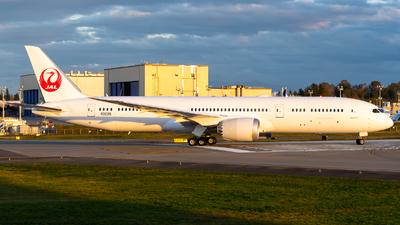 N5010N - Boeing 787-9 Dreamliner - Boeing Company