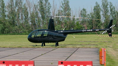 OY-HRB - Robinson R44 Raven - Private