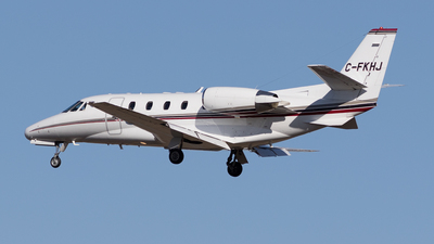 C-FKHJ - Cessna 560XL Citation Excel - Chartright Air