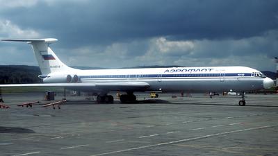 RA-86709 - Ilyushin IL-62 - Kras Air - Krasnoyarsk Airlines