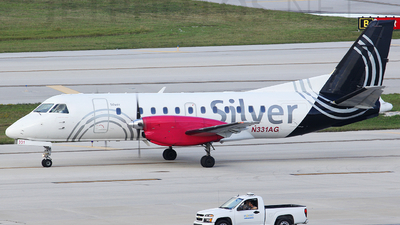 N331AG - Saab 340B - Silver Airways
