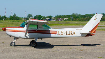 LY-LBA - Reims-Cessna F152 - Private