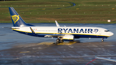 9H-QAD - Boeing 737-8AS - Malta Air (Ryanair)