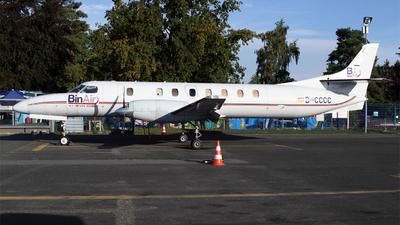 D-CCCC - Swearingen SA227-AT Merlin IVC - Binair Aero Service
