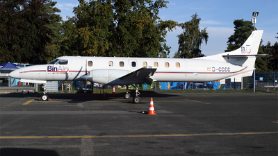 A picture of DCCCC - Fairchild Swearingen Metroliner - [AT511] - © Michael Stappen