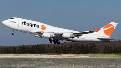 TF-AMN - Boeing 747-4F6(BDSF) - Magma Aviation (Air Atlanta Icelandic)