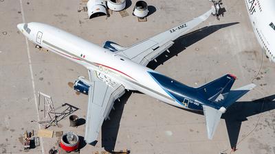XA-AMZ - Boeing 737-8AS - Untitled