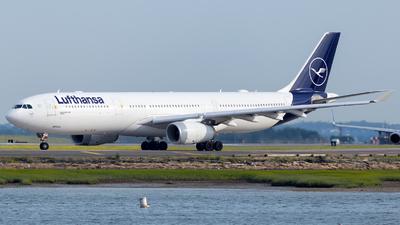A picture of DAIKO - Airbus A330343 - Lufthansa - © HA-KLS