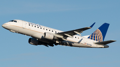 N657RW - Embraer 170-100SE - United Express (Republic Airlines)