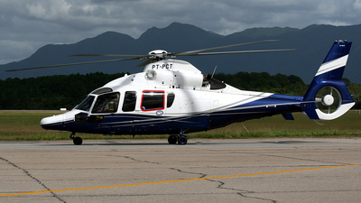PT-PCT - Eurocopter EC 155B1 Kocoglu - Private