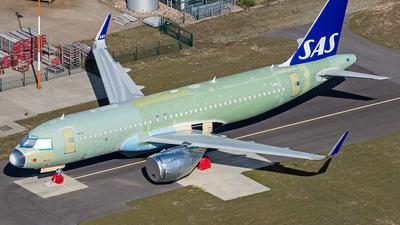 - Airbus A320-251N - Scandinavian Airlines (SAS)