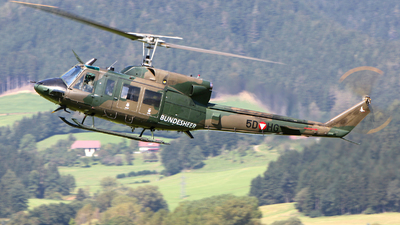 5D-HG - Agusta-Bell AB-212ASW - Austria - Air Force