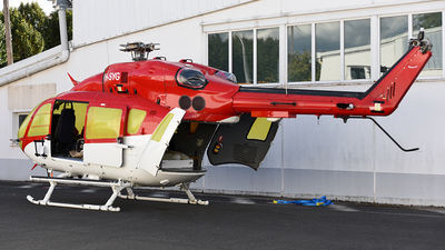 VH-SYG - Eurocopter BK117C-2 - Héli-Union