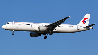 B-6345 - Airbus A321-211 - China Eastern Airlines
