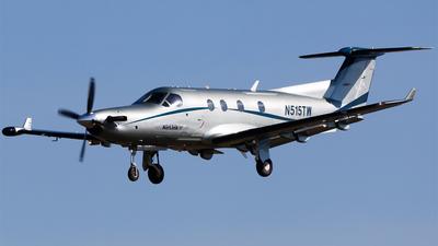 A picture of N515TW - Pilatus PC12/45 - Tradewind Aviation - © Alec Mollenhauer