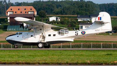 N9767 - Consolidated PBY-5A Catalina - Private