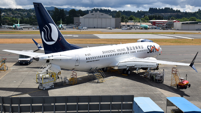 B-1271 - Boeing 737-8 MAX - Shandong Airlines