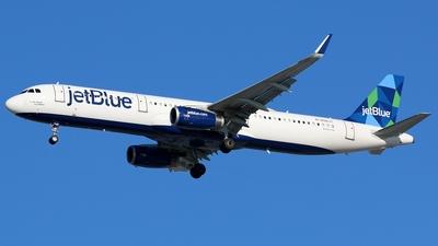 N981JT - Airbus A321-231 - jetBlue Airways