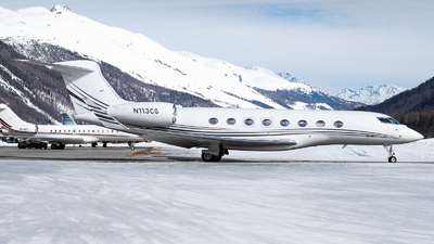 N113CS - Gulfstream G650ER - Private