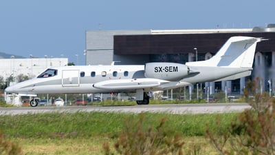 SX-SEM - Bombardier Learjet 35A - Private