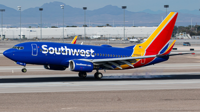 A picture of N7884G - Boeing 73776N - Southwest Airlines - © AirPilot_Photography