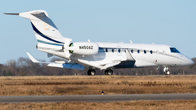 N450AZ - Gulfstream G280 - Private