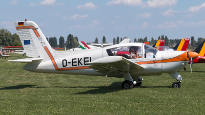 D-EKEL - Morane-Saulnier MS-893ED Rallye Commodore 180GT - Private