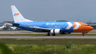 9M-NET - Boeing 737-3Z0(SF) - My Jet Xpress